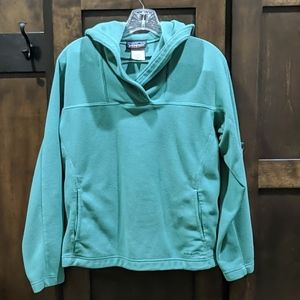 Patagonia synchilla v-neck pullover hoodie